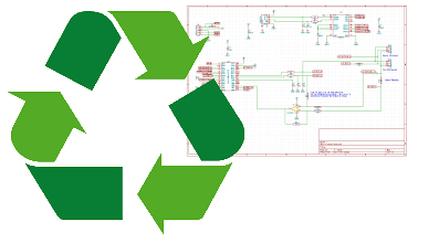 Recycle Schematic